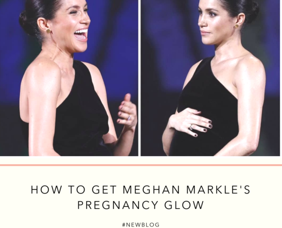 How To Get Meghan Markle's Pregnancy Glow